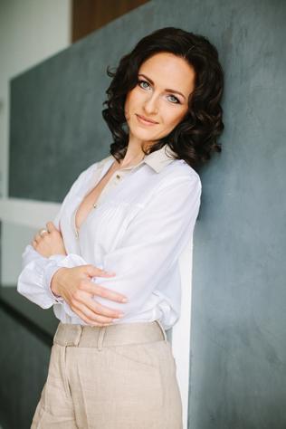 бизнес портрет женщины