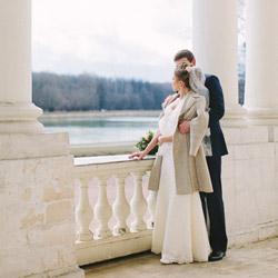 свадебные прогулки по москве