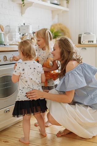 фотосесия на кухне