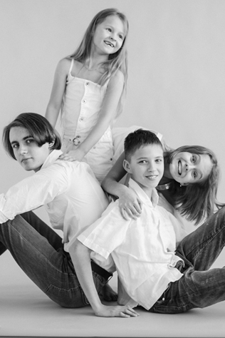 фотосессия детей в студии Москва