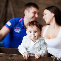 фотосессия на 2 года ребенку